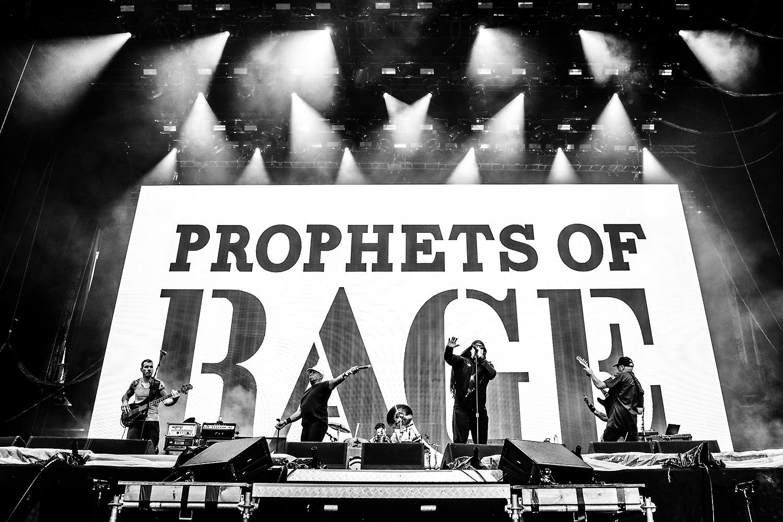 Prophets Of Rage @ Pukkelpop 2019 (© Jan Van den Bulck)