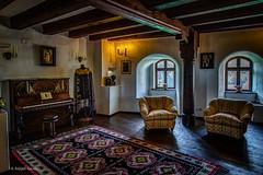 Bran Castle - Interior