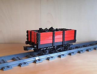 BR Plank Wagon