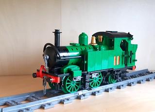 GWR 1436 'Oliver'