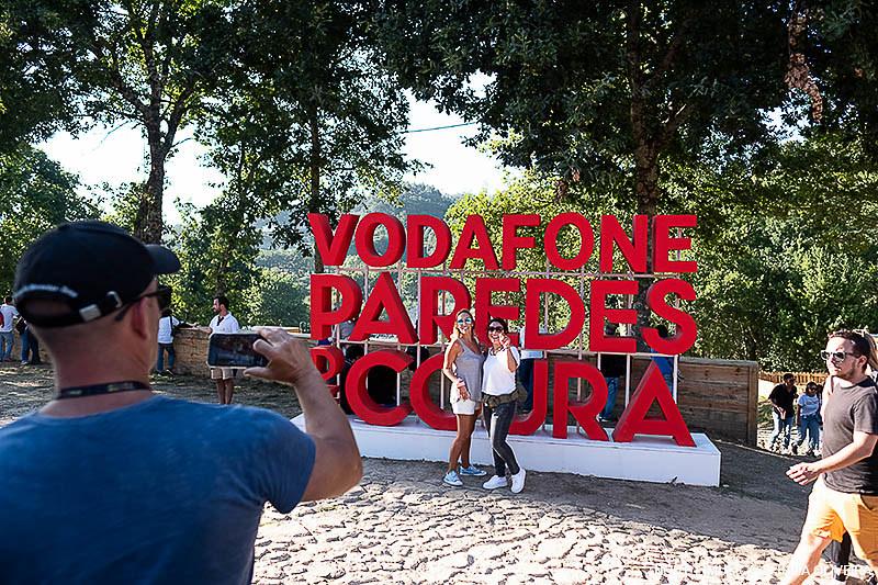 Ambiente 1 - Vodafone Paredes de Coura 2019