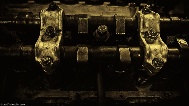 The Camshaft -- Older than you think.