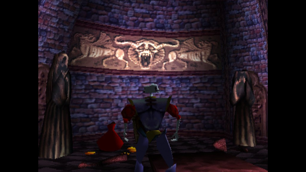 MediEvil: PS1 (no statue)