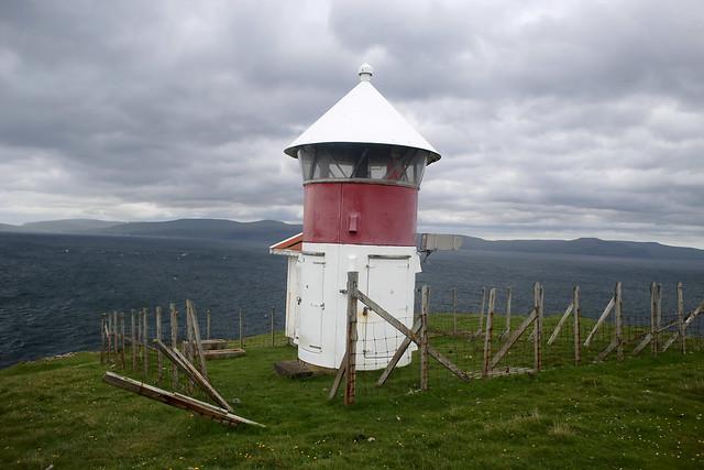 Tumbin beacon, Nólsoy