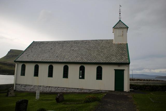 Nólsoy church