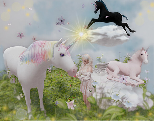 ✿With Unicorn✿ | by ✿tomo squall✿ Busy in RL