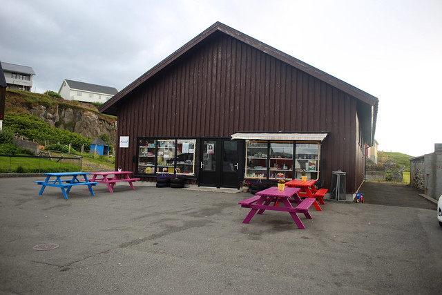 The shop, Nólsoy