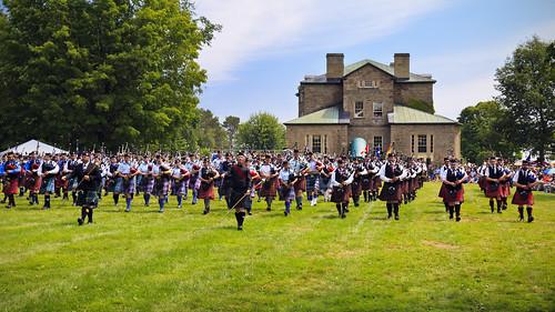 The New Brunswick Highland Games