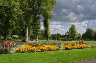 War Memorial Park Romsey