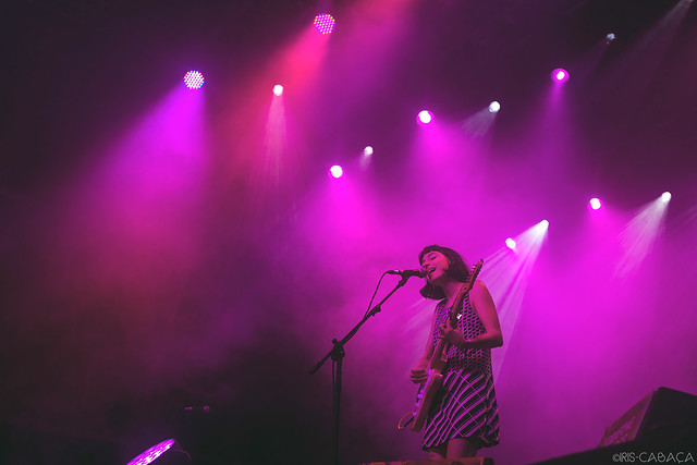 Stella Donnelly @ Vodafone Paredes de Coura 2019