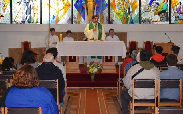 Santa Misa 2° medios