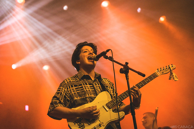 Boy Pablo @ Vodafone Paredes de Coura 2019