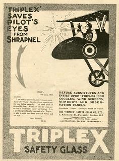 Triplex Safety Glass