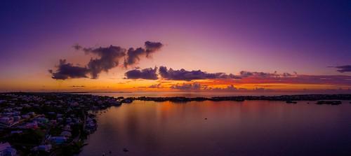 bermuda harringtonsound ocean paradise sunset smithsparish