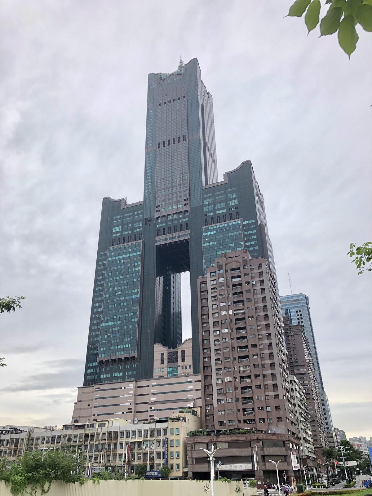 85 Sky Tower, Kaohsiung, Taiwan