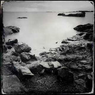 Lake Superior Shoreline-Keweenaw Peninsula