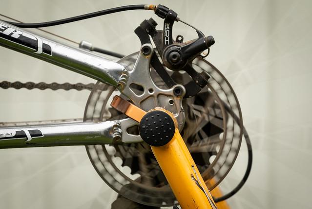 And the bike wheel goes round (232/365)