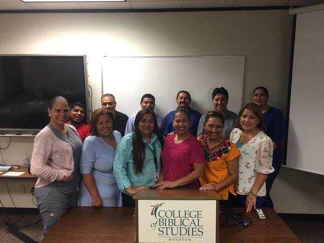 Hechos y Epístolas Paulinas - Verano 2019 - Colegio de Estudios Bíblicos