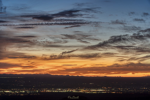 sunset clouds sky color elpaso texas southwest evening sonya7iii sigmamc11 canonef70200mmf28lisiiusm
