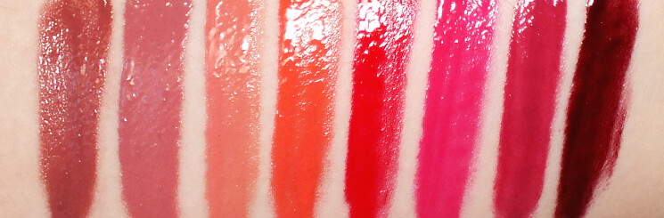 revlon ultra hd vinyl lip polish swatches