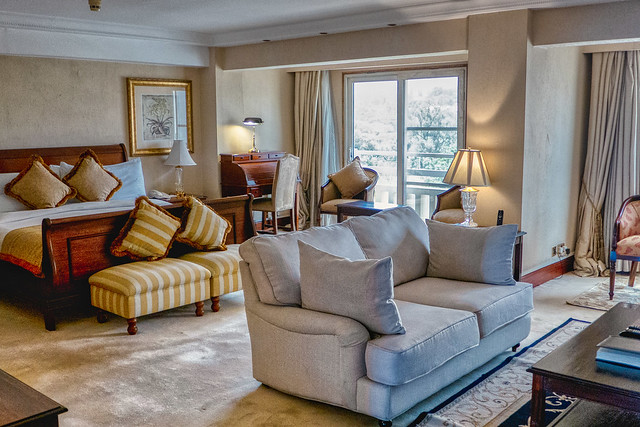 Intercontinental Nairobi Bedroom Suite