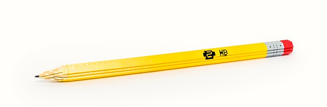 Lego #2 HB Pencil
