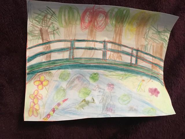 Monet Bridge 1