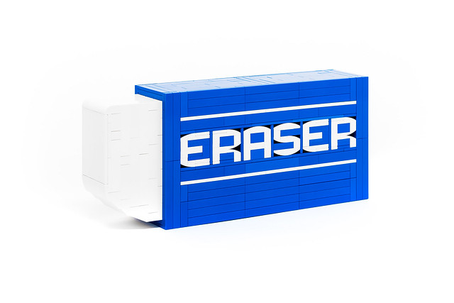 Lego Eraser