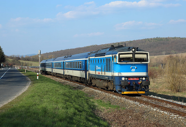 750 719, Uhersky Brod, 31 March 2019