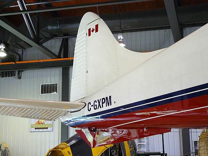 DeHavilland DHC-2 Beaver 2