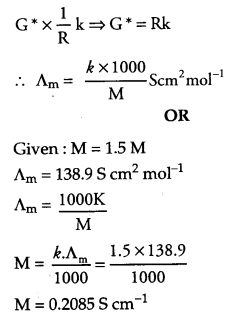 CBSE Previous Year Question Papers Class 12 Chemistry 2012 Outside Delhi Set I Q9