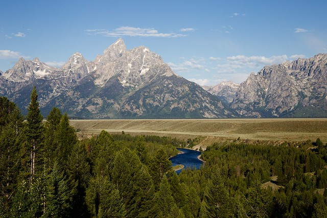 Grand Teton National Park. Jackson Hole, Wy