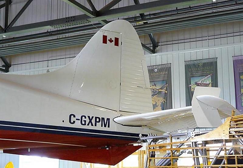 DeHavilland DHC-2 Beaver 3