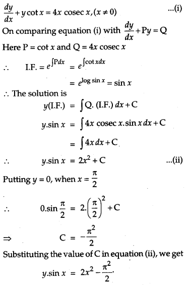 CBSE Previous Year Question Papers Class 12 Maths 2012 Outside Delhi 78