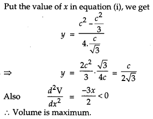 CBSE Previous Year Question Papers Class 12 Maths 2012 Outside Delhi 55