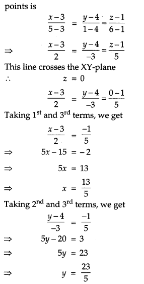 CBSE Previous Year Question Papers Class 12 Maths 2012 Outside Delhi 44