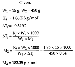 CBSE Previous Year Question Papers Class 12 Chemistry 2012 Delhi Set III Q20
