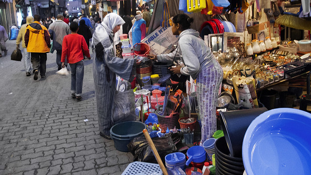 street life in Marrakech II