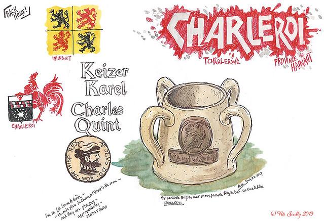 Charleroi Charles Quint sm