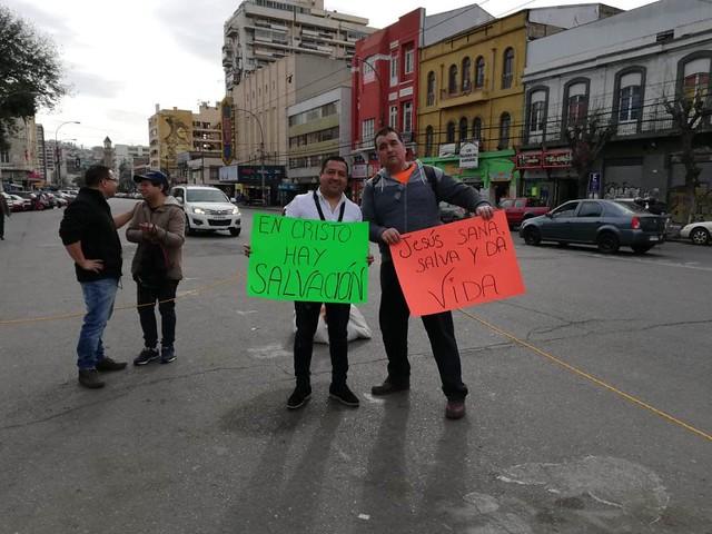 """""""Ir por el mundo y predicar su evangelio a toda criatura"""" Concierto Evangelístico en Valparaíso"""