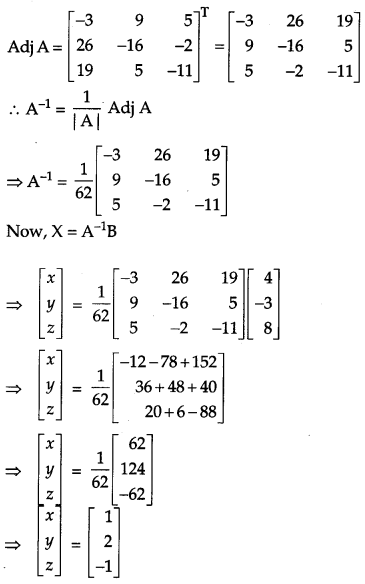 CBSE Previous Year Question Papers Class 12 Maths 2012 Outside Delhi 103