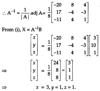 CBSE Previous Year Question Papers Class 12 Maths 2012 Outside Delhi 83