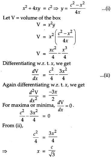 CBSE Previous Year Question Papers Class 12 Maths 2012 Outside Delhi 54
