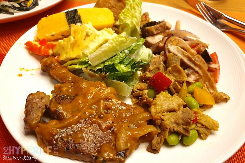 台中日月千禧酒店 Soluna - All Day Dining 饗樂全日餐廳 (1)