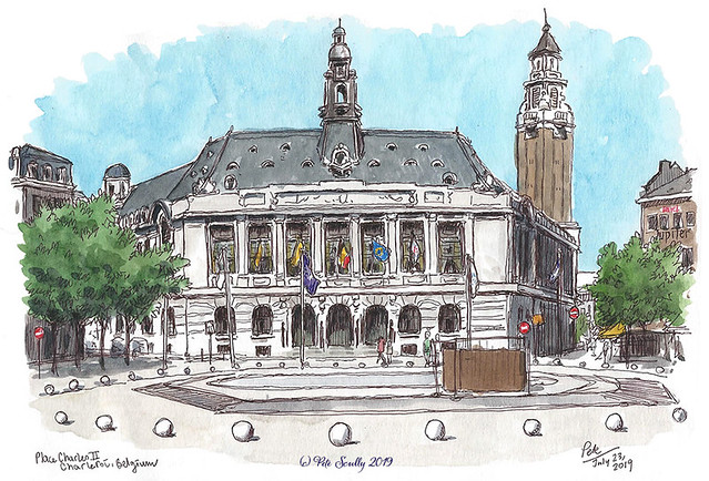 Charleroi Town Hall