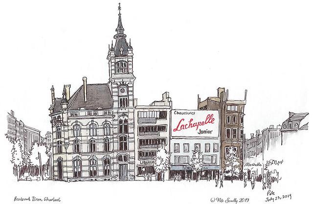 Charleroi Librairie Moliere