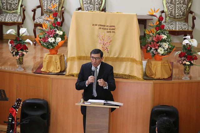Encuentro Juventud Unida Sector N°1  Iglesia  Cerro la Cruz - Arica 2019.