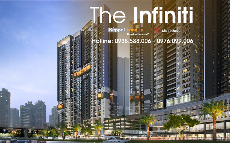 Cuộc sộng tại The Infiniti - cuộc sống trọn vẹn từng khoảnh khắc.