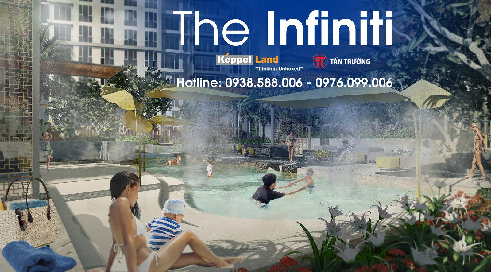 Tiện ích dự án The Infiniti quận 7 sẽ giải quyết nhiều vấn đề lo toan của gia đình bạn.