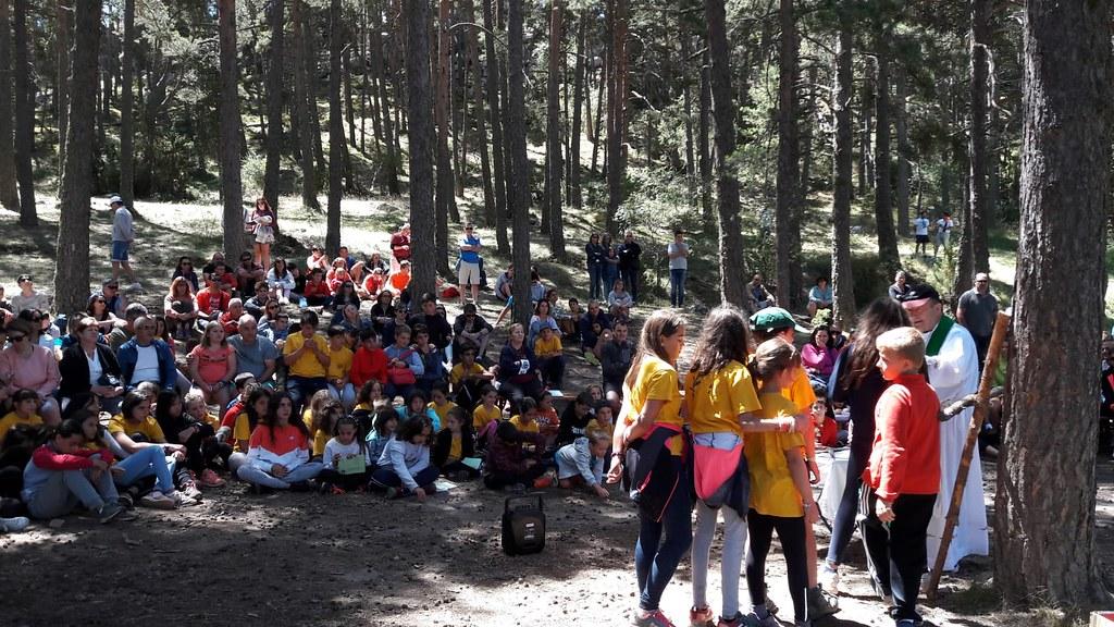 """""""Menudos artistas"""" Campamento de las Lomas Altas 2019"""